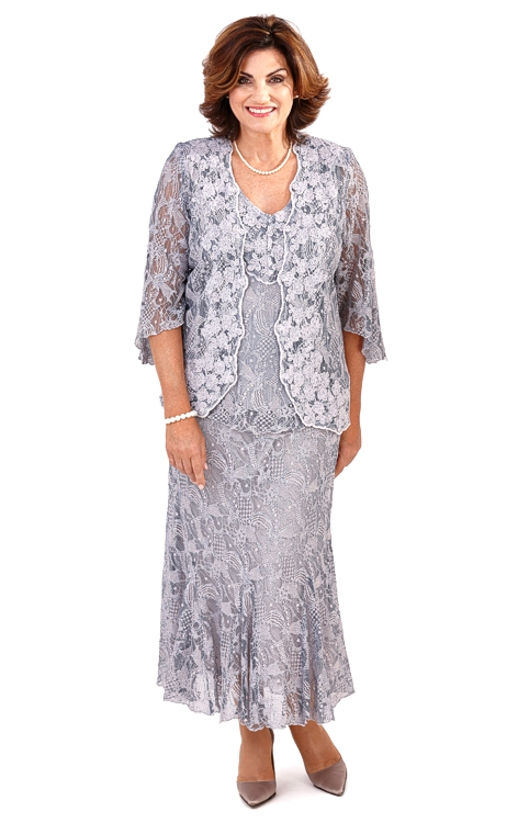 94497792ffb Ann Balon Mother of the Bride Plus Size Dresses   Special Occasion ...