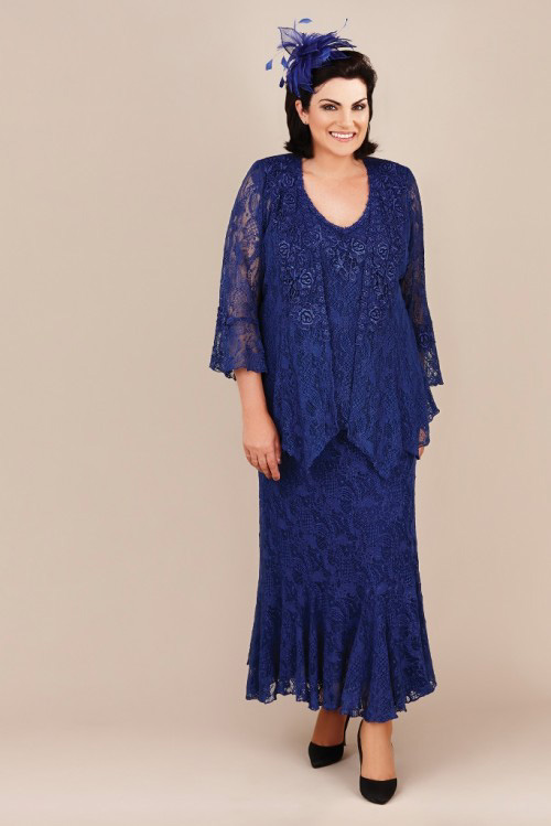 Ann Balon Mother Of The Bride Plus Size Dresses Special Occasion